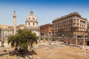 roma antiga ruína antiga arqueologia foto