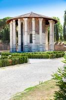 roma itália arquitetura e ruine foto