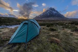 acampamento selvagem 2 foto