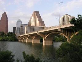 ponte da avenida do congresso foto