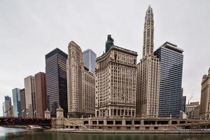 centro de chicago foto