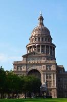 capitólio do estado, austin, texas foto