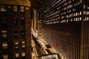 muro de chicago foto