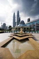 torres gêmeas Petronas foto