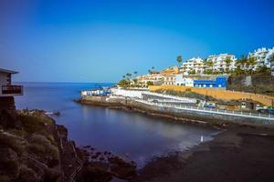 porto de santiago, tenerife foto