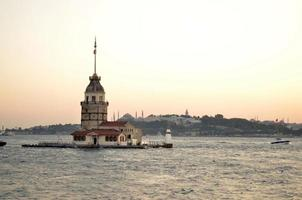 torre da donzela / kiz kulesi