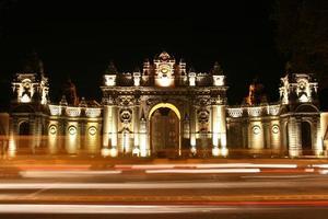 palácio dolmabahce foto
