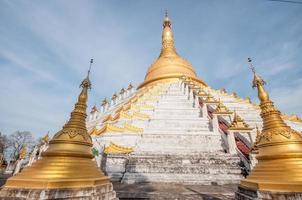 pagode de myanmar foto