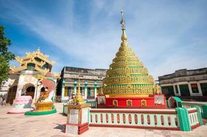 templo de myanmar