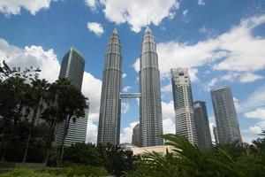 torres gêmeas Petronas