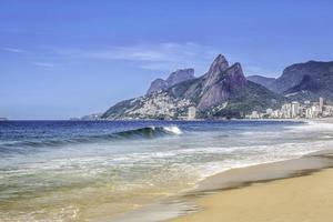 praia de ipanema foto
