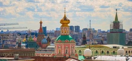 Moscou foto