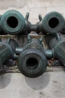 canhão no kremlin de Moscou, rússia foto