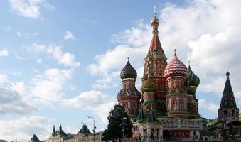 catedral de manjericão abençoado foto