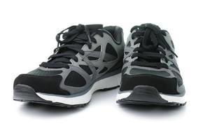 homens sapatos de desporto foto