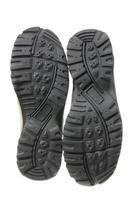 solas de sapatos masculinos foto