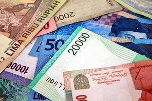 dinheiro na indonésia