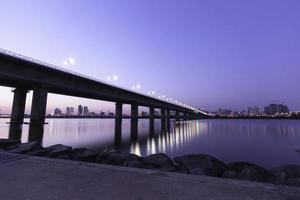 ponte de hangang foto