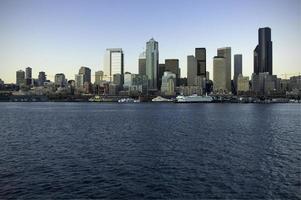 Seattle no centro foto