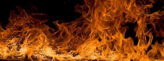chamas de fogo
