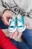 os pequenos sapatos