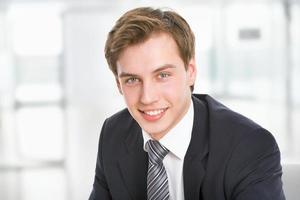 homem de negocios foto