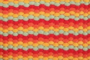 lã de perto