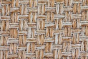 close-up textura de pano de saco foto