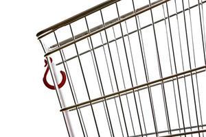 carrinho de compras, close-up foto