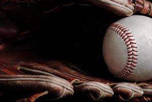 beisebol de perto