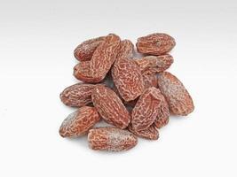 tâmaras, frutos secos