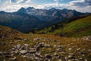 montanha de snowmass aspen passagem de camurça fuga de montanha