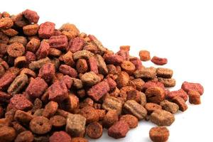 alimentos para animais secos foto