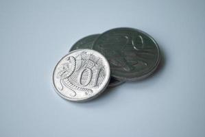 moedas foto