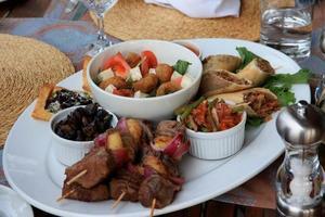 delicioso almoço jogo reserva áfrica do sul foto