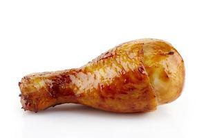 coxa de frango assada foto