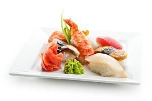 comida japonesa foto