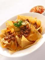céu nachos foto