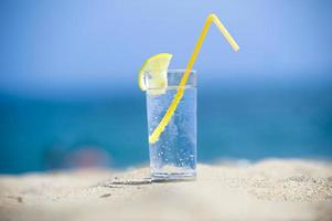 água mineral foto