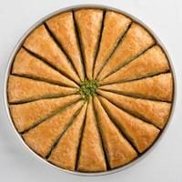 sobremesa turca: baklava foto