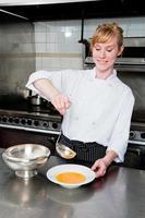 jovem chef