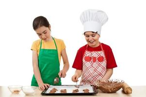 jovens chefs foto