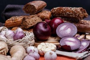 vegetais para a saúde foto