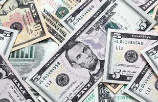 estados unidos do dinheiro americano