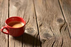 xícaras de café expresso foto