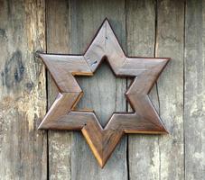 estrela de Davi foto