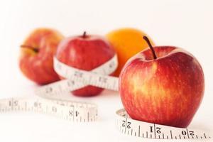 dieta de frutas foto