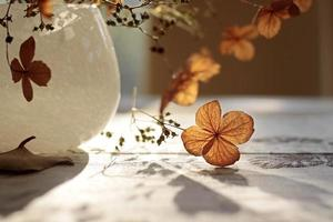 decoração de outono