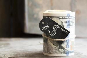 rolo de dólares