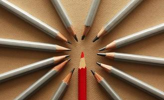 conceito de liderança foto